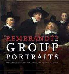 REMBRANDT - MACNIEL KETTERING, ALISON. - Rembrandt's Group Portraits.
