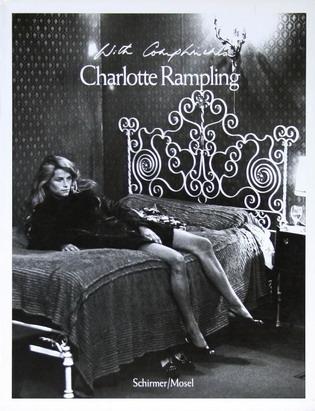 RAMPLING CHARLOTTE - MAREIKE BOOM, DIRK BOGARDE UND NAGISA OSHIMA - Charlotte Rampling: With Compliments (German Edition).