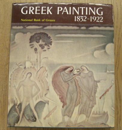 CHRISTOU, CHRYSANTHOS. - Greek Painting 1832-1922.