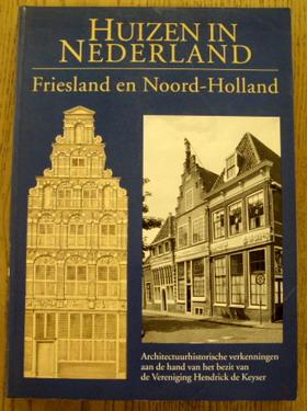 Huizen in Nederland. Friesl...