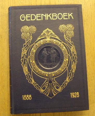 DE GEREFORMEERDE JONGELINGSBOND. - 1888-1928.