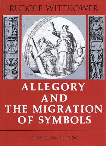 Boekwinkeltjes Wittkower Rudolf Allegory And The Migration