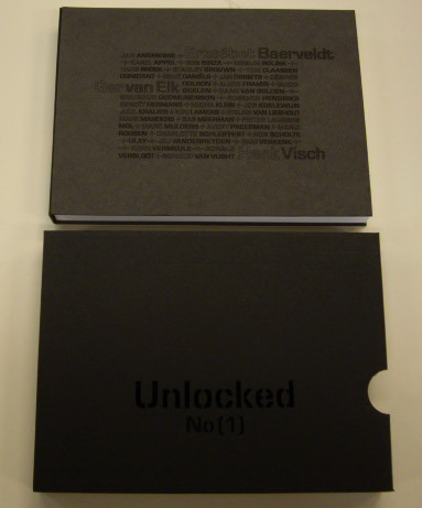 RABOBANK. - Unlocked # 1. Rabo kunstcollectie / art collection. isbn 9789080646810